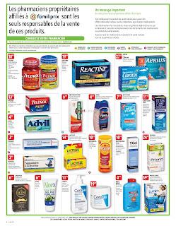 Familiprix Flyer July 20 – 26, 2017