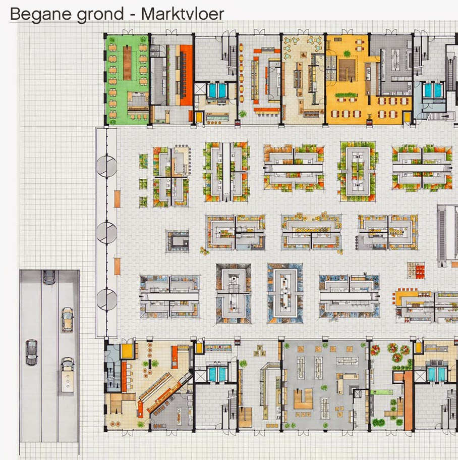 05-Ground-Floor-Plan-Markthal-Apartments-Market-Shops-and-Catering-Parking-www-designstack-co
