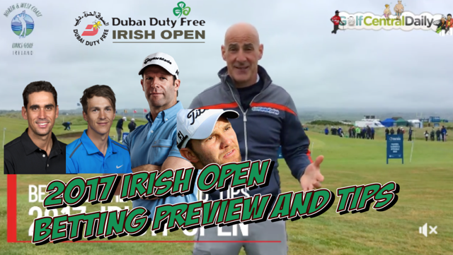 Irish Open Betting Tips