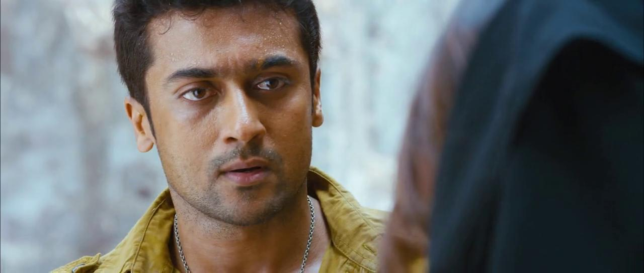 Screen Shot Of Tollywood Movie Anjaan Full Movie in Hindi HD Free download Watch Online Tamil Movie 720P