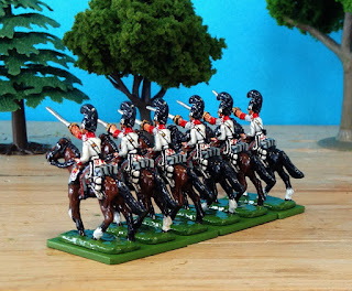 Der Kriegspielers DK 143 Prussian Garde du Corps