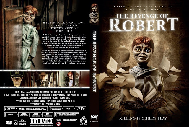 The Legend of Robert the Doll DVD Cover