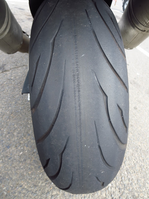 Properly Fuckled Tire