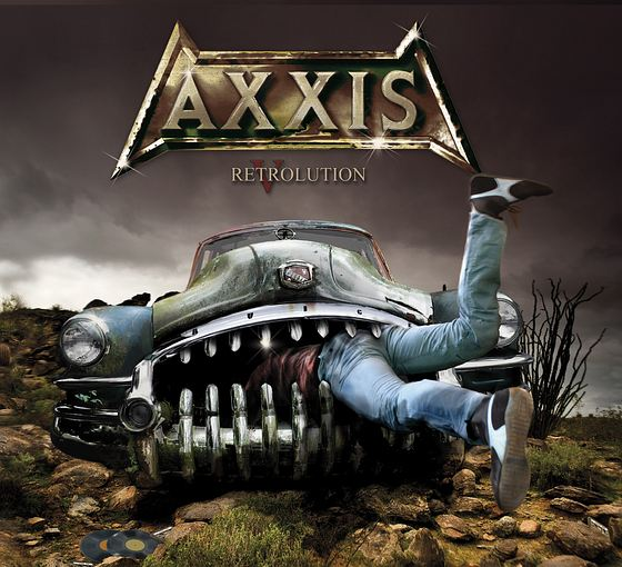 AXXIS - Retrolution (2017) full