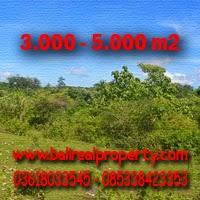 Tanah di Ubud dijual Murah