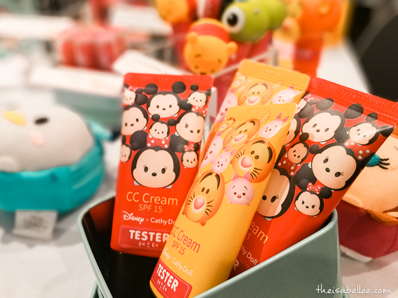 Disney Tsum Tsum x Cathy Doll CC Cream