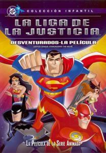 La Liga de la Justicia: Desventurados La Pelicula – DVDRIP LATINO