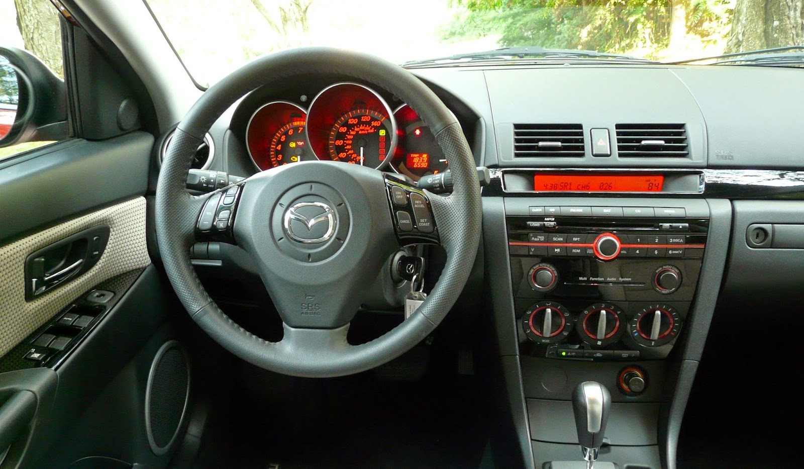 2008 Mazda 3 Car Stereo Wiring Diagram