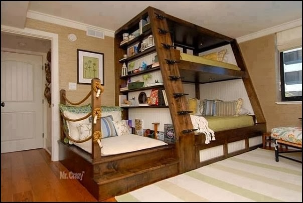 New Woodworking Plans: boys bedrooms decorating boys rooms ...