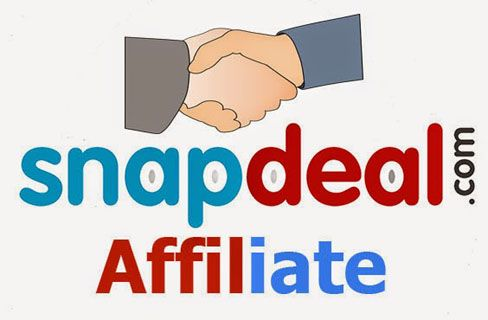 Earn Money From Snapdeal But How ? Snapdeal Affiliate Marketing step by step Process in Hindi 2017