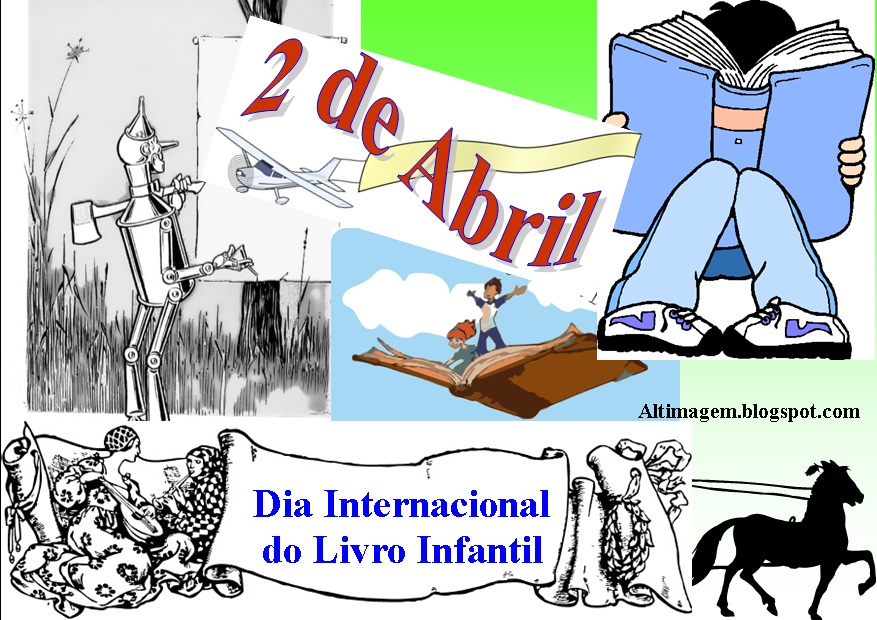 International Children's Book Day, Dia Internacional do Livro Infantil, Altimagem