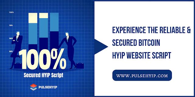 Bitcoin HYIP script
