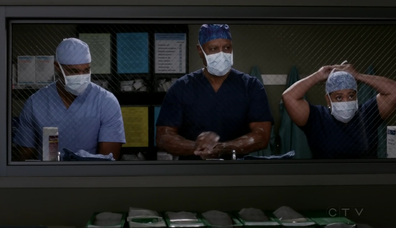 Grey's Anatomy 13x13