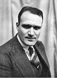 Léo Lagrange, sous-Secrétaire aux Sport et à l'Organisation des Loisirs sous le Front Populaire, mort au front le 9 juin 1940 (collection particulière)