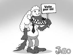 Votar, votaciones, elecciones. humor