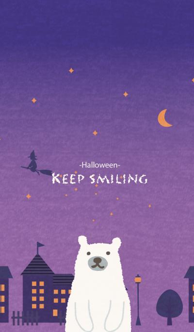 KEEP SMILING -Halloween-