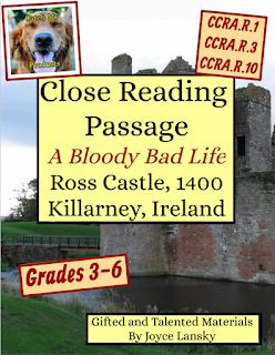 nonfiction, reading passage