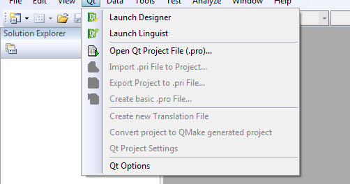 Cool Software Blog: Qt и Visual Studio 2008