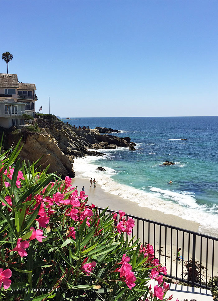 Woods Cove Beach, Laguna Beach CA