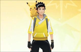 Cara Agar Pokemon Pikachu Duduk Di Pundak Trainer Pokemon Go Kamu