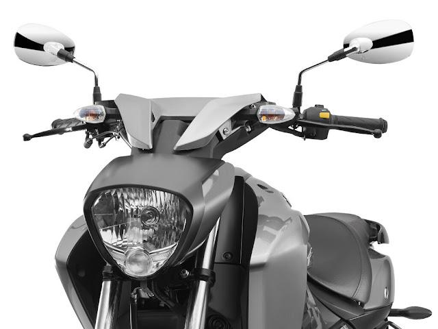 New || 2017 Suzuki Intruder 150 front Headlight hd image