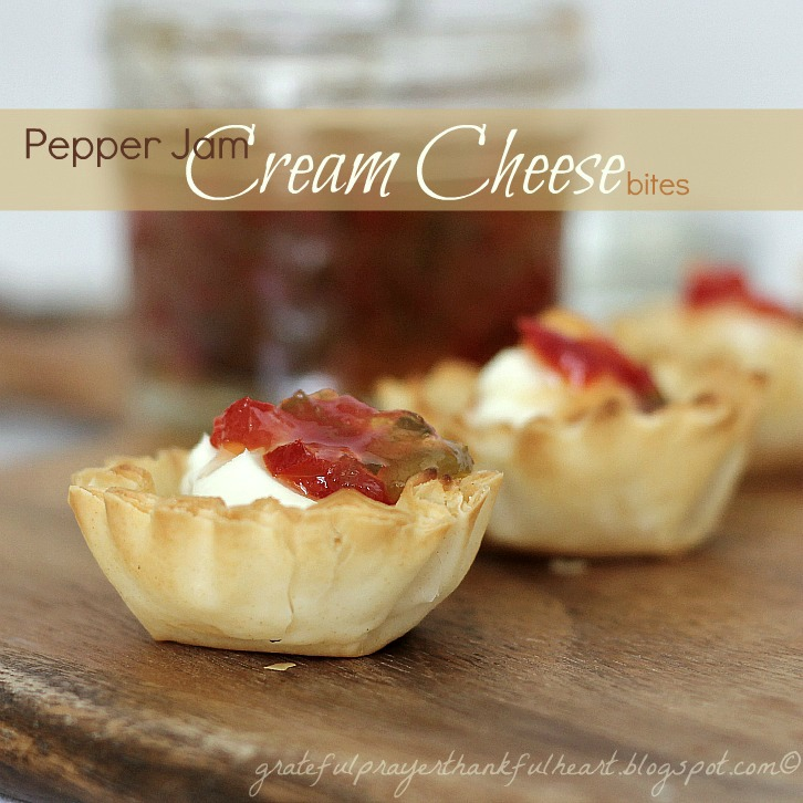 With a Grateful Prayer and a Thankful Heart: Pepper Jam