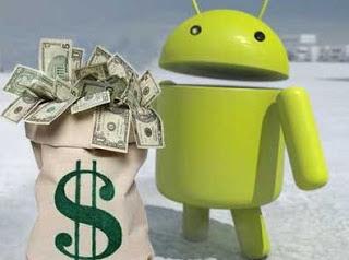 5 Aplikasi Android Untuk Menghasilkan Uang Terbanyak