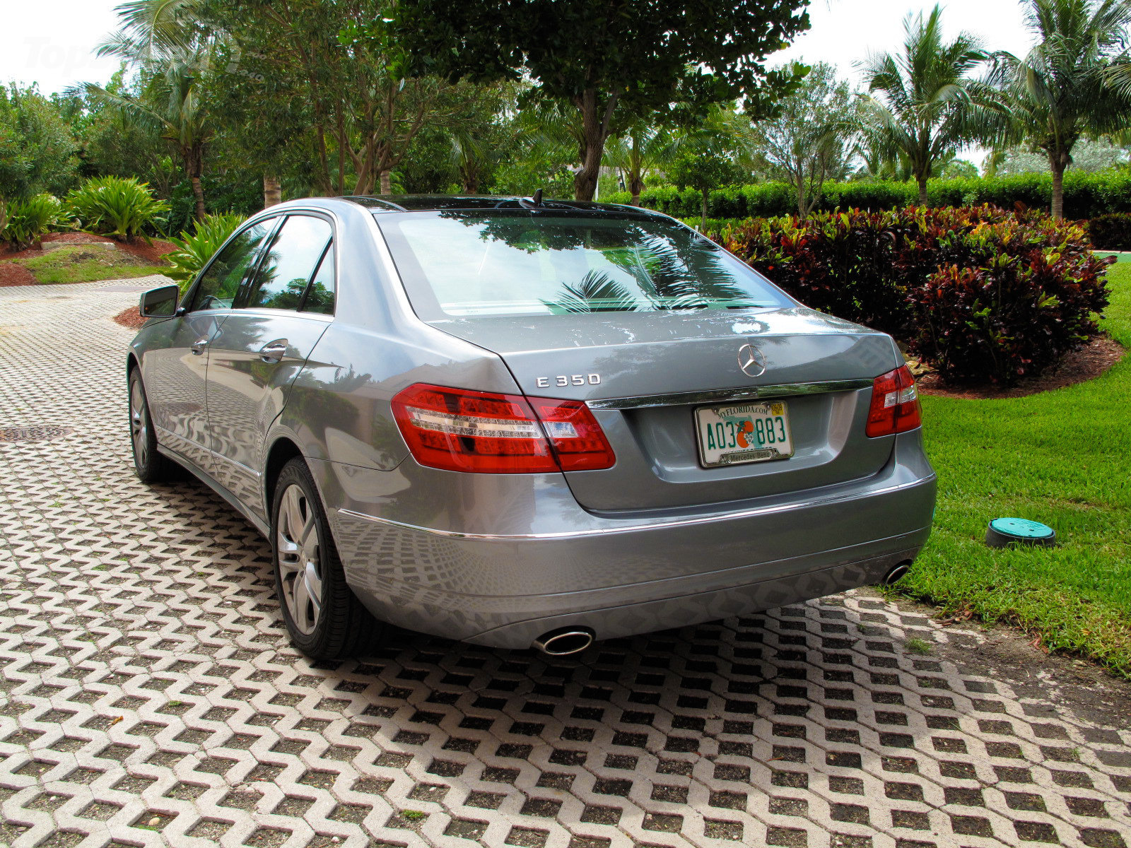 Mercedes Benz E Class Getting Upgraded V6 Twin Turbo V8