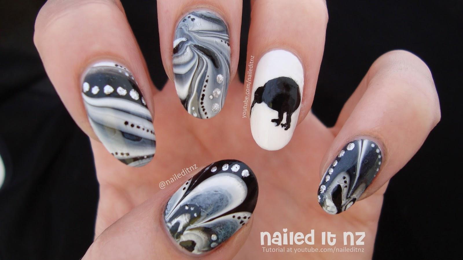 Nail Art Mash Up #1 - Cinderella, The Very Hungry Caterpillar & more!