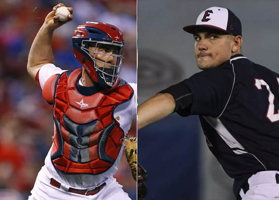 Phillies sign Eric Fryer and Ryan Etsell to minor league deals