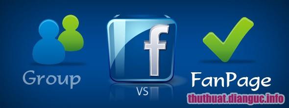 Hướng dẫn liên kết Fanpage với Group Facebook