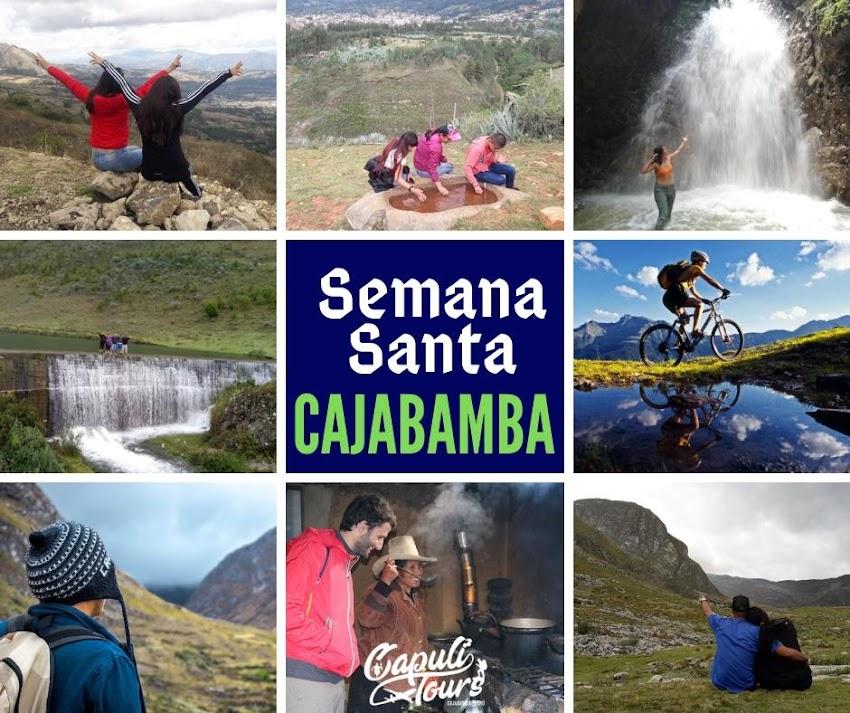 CAPULÍ TOURS OFRECE PAQUETES TURÍSTICOS EN SEMANA SANTA