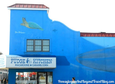 The Original Fudge Kitchen in Ocean City, New Jersey
