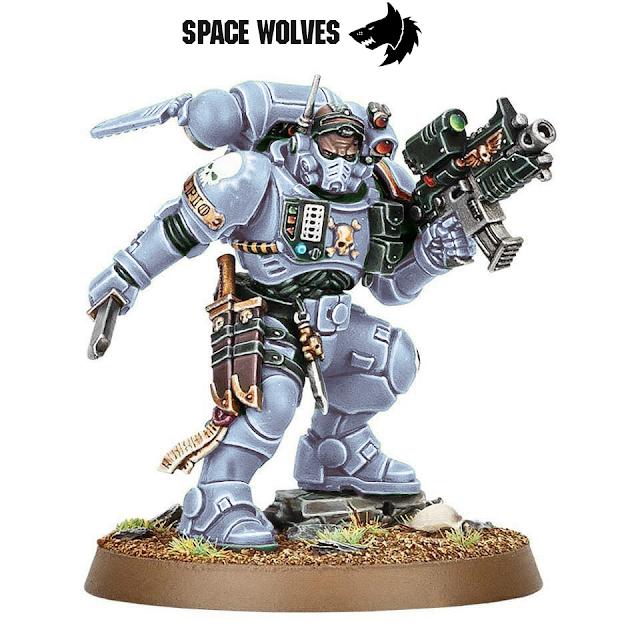 Teniente de Vanguardia Lobos Espaciales