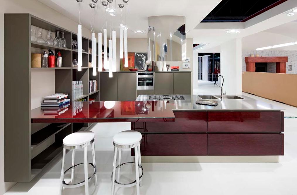 Come progettare gli impianti per una cucina ad isola for Progettare cucina