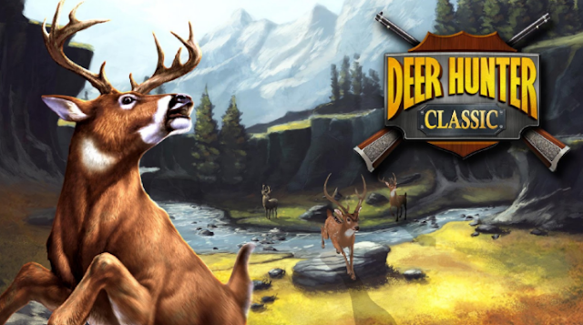 Deer Hunter Classic v3.9.7 Mod Apk Terbaru (Unlimited Money)