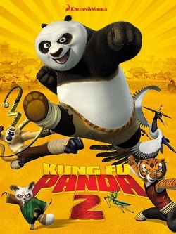 Kung Fu Panda 2 Blu-Ray Filmes Torrent Download capa