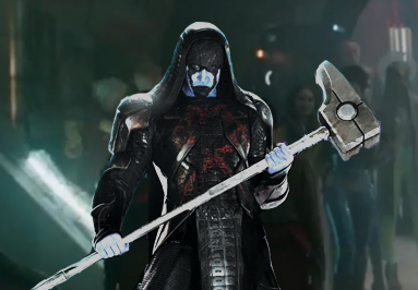 "SNEAK PEEK: ""Guardians Of The Galaxy"": 'Ronan The Accuser'"