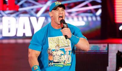 WrestleMania 32 Romours; John Cena Returns