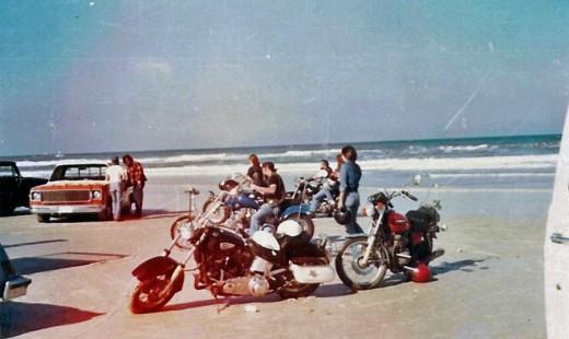 Daytona Beach 1970s 1980s Vintage Everyday