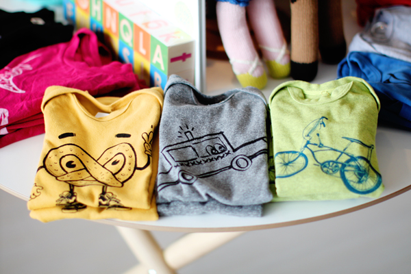 New York-inspired collection of kids and baby clothes by Kira Kids