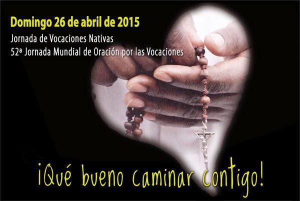 La Vocación y la misión un tema importante para las Jornadas de Vocaciones