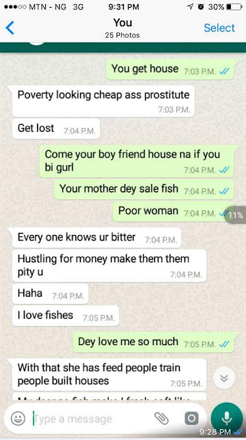 Nigerian woman calls out her husband