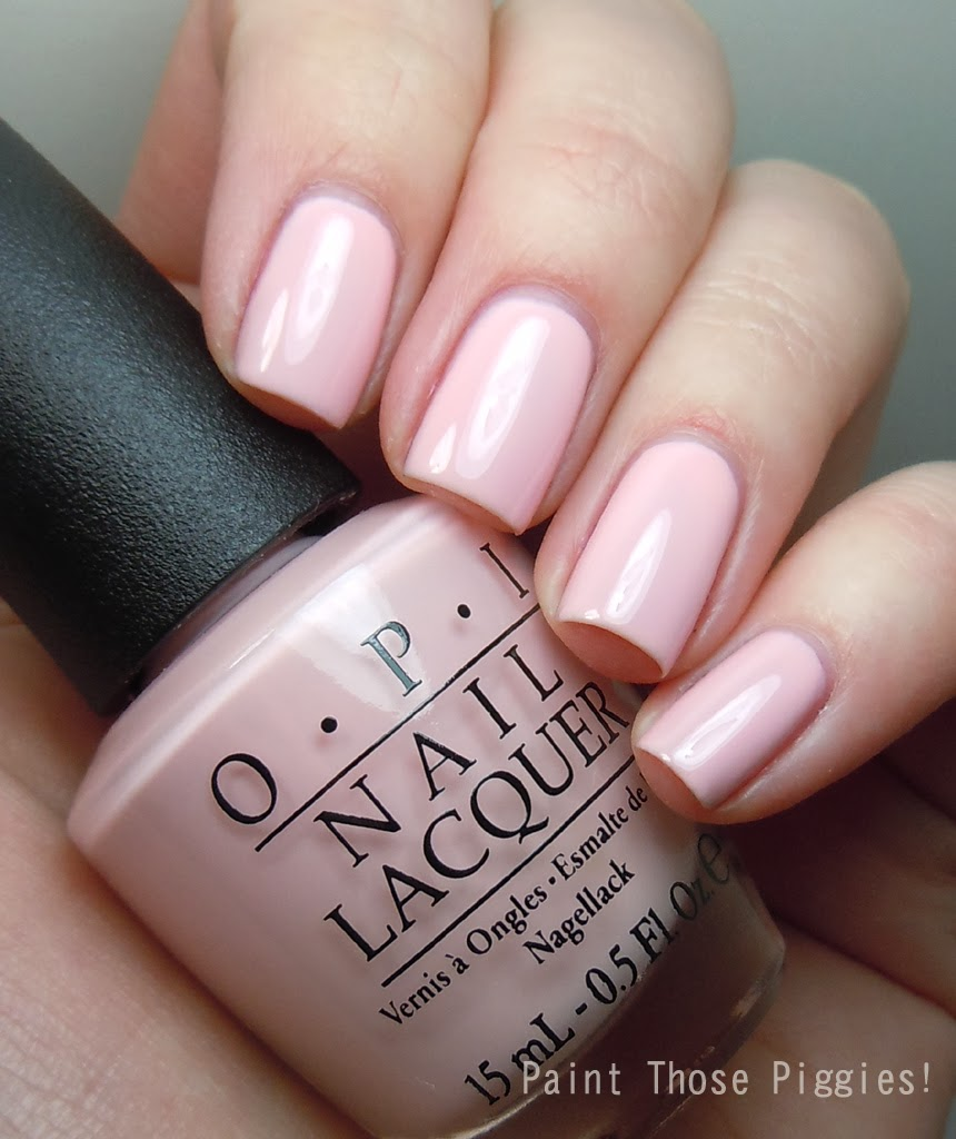 Paint Those Piggies Opi Swatch Spam 6 Polishes
