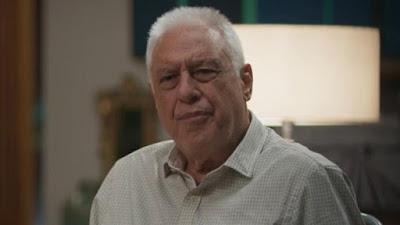 Alberto em cena da novela Bom Sucesso (Foto: Reprodução)