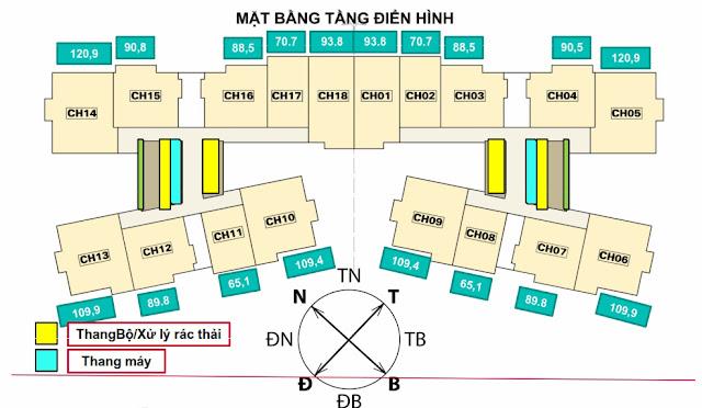 Thiết Kế Northern Diamon Long Biên