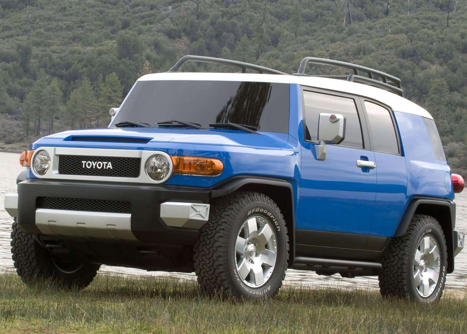 toyota 39 s considering building an fj cruiser replacement carscoops. Black Bedroom Furniture Sets. Home Design Ideas