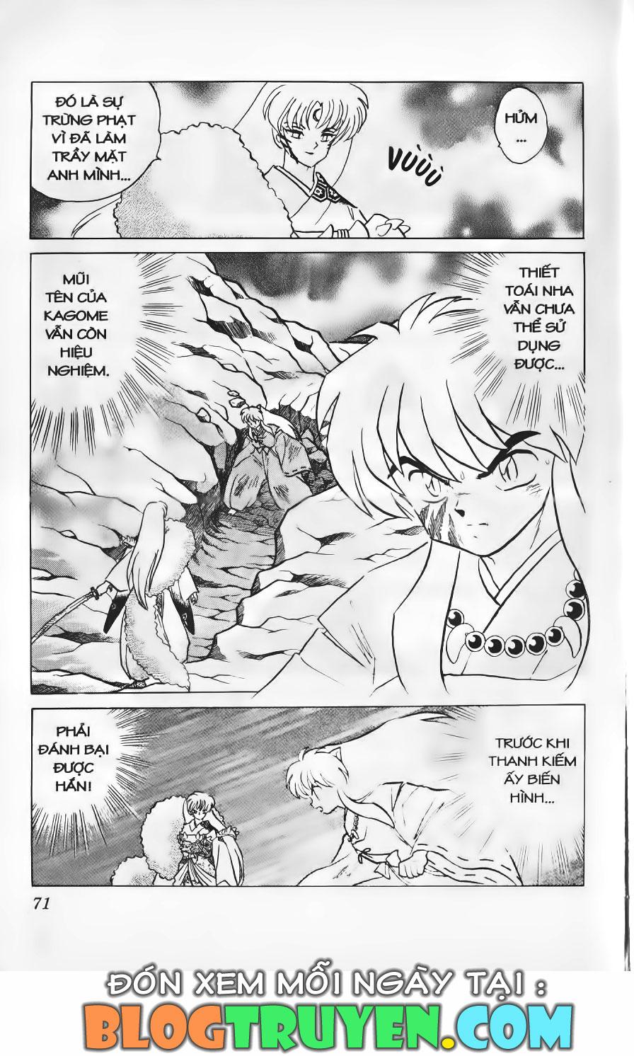 Inuyasha vol 07.4 trang 10