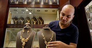 سعر الذهب يتراجع للمرة الثانية.. وعيار 21 يسجل 632 جنيها للجرام