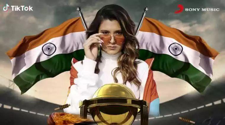 Aastha Gill launches TikTok World Cup Anthem Jeetega Saara India